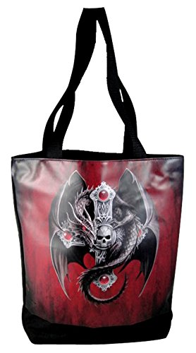 NEW ANN STOKES DRAGON FAIRY ART, TOTE BAGYOUR CHOICE OF ART BY ACK (GOTHIC GUARDIAN)
