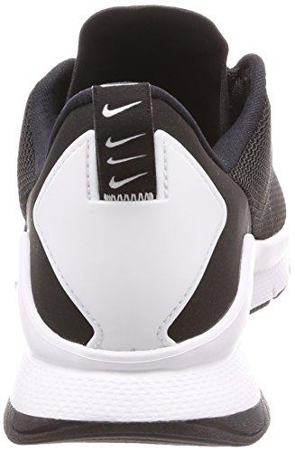 W da Rivah Nero White Fitness Scarpe 004 Black NIKE Donna d5tqwd
