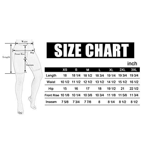 ODODOS Dual Pocket High Waist Workout Shorts,Tummy Control Yoga Gym Running Shorts,Non See-Through Yoga Shorts