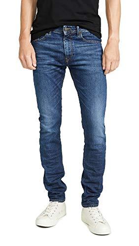 Diesel Men's Thommer Slim Denim Jeans, Denim, Blue, - Jeans Diesel Mens