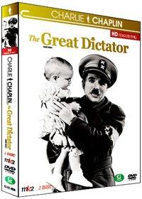 Movie DVD - [HD Remastering] The Great Dictator, 1940 (Region code : all) (Korea Edition)