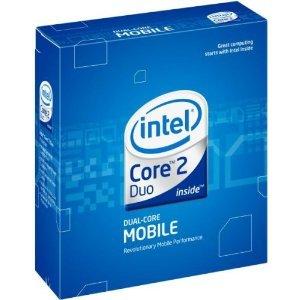 Intel® CoreTM2 Duo Processor T9300 (6m Cache, 2.50 Ghz, 800 Mhz Fsb) Core 2 Duo T9300 Processor
