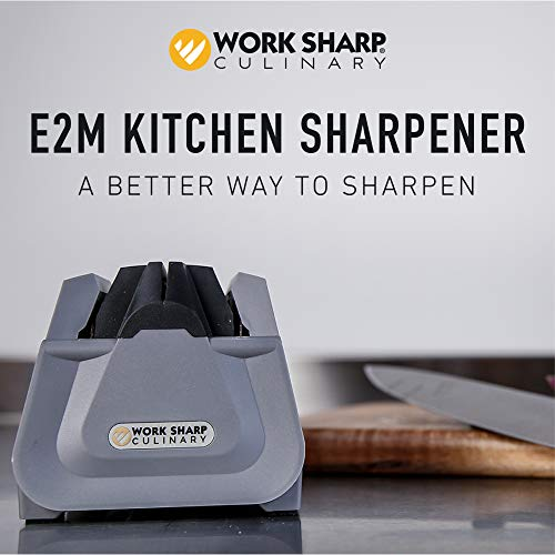 Work Sharp Culinary E2 Mini Kitchen Knife Sharpener