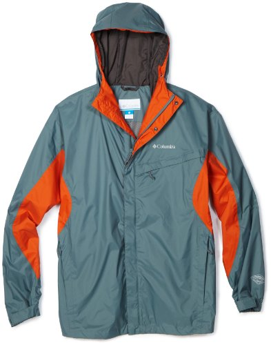 Columbia Men's Big Watertight Packable Rain Jacket