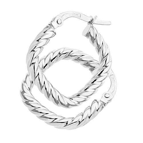 Citerna - Boucles d'oreilles - Or blanc - RIL1500W
