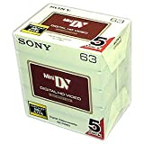 Sony DVM63 HD DVC Mini Tape - 5 Pack