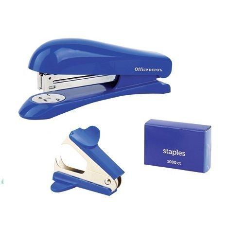 Top 9 Office Depot Brand Mini Stapler Blue