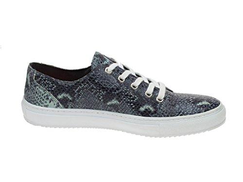 21 770 Bleu 657 BLUE à lacets bleu Femmes Natalie Chaussures Bleu 05 1 Marc cFqwUPvy