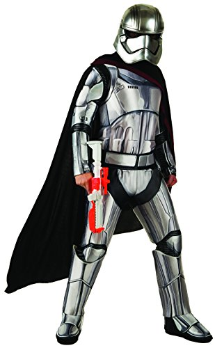 Star Wars Force Awakens Deluxe Adult Captain Phasma Costume