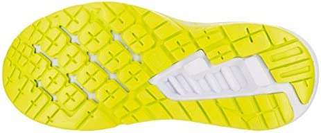 HOKA ONE ONE Mens Clayton 2 Black/White/Citrus Running Shoe 7 Men US: Amazon.es: Deportes y aire libre