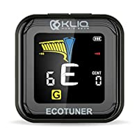 Deals on KLIQ EcoTuner USB Rechargeable Clip-On Tuner
