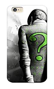 Defender Case With Nice Appearance (the Riddler - Batman Arkham City ) For Iphone 6 / Gift For New Year's Day