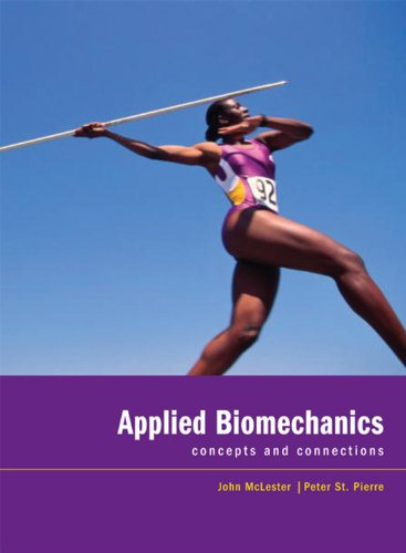 Applied Biomechanics: Concepts and Connections Pdf