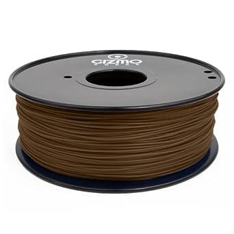 Gizmo Dorks – Filamento ABS de 1 kg para impresoras 3D, color ...