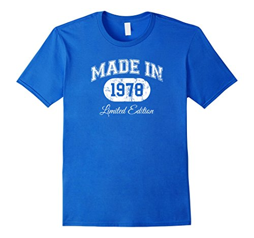 made in 1978 t shirt - 5