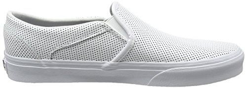 clearance manchester great sale Vans Women's Wm Asher Low-Top Sneakers White ((Perf Leather) White) finishline sale online many kinds of buy cheap visa payment 57FBcGbJY4