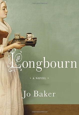 book cover of Longbourn