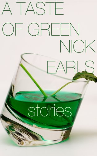 book cover of A Taste of Green