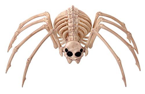 Crazy Bonez Spooky Skeleton Spider -