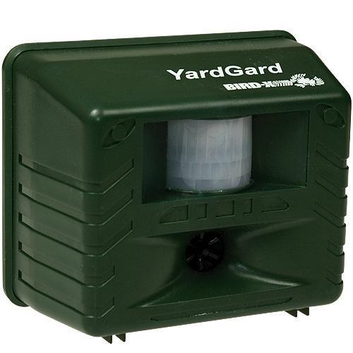 Cordless Outdoor Repeller - YardGard Ultrasonic/Sonic Cordless Animal Repeller