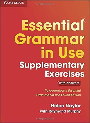 Cambridge university press english grammar in use pdf free