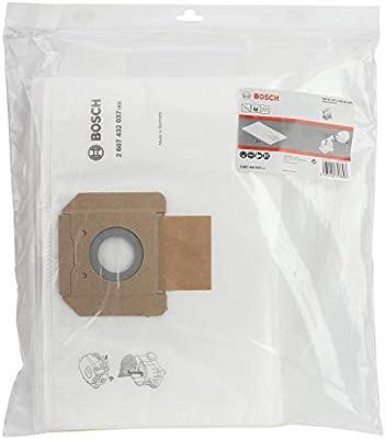 Bosch Professional Bolsas de Vellón para Aspiradora, para Gas 35 ...