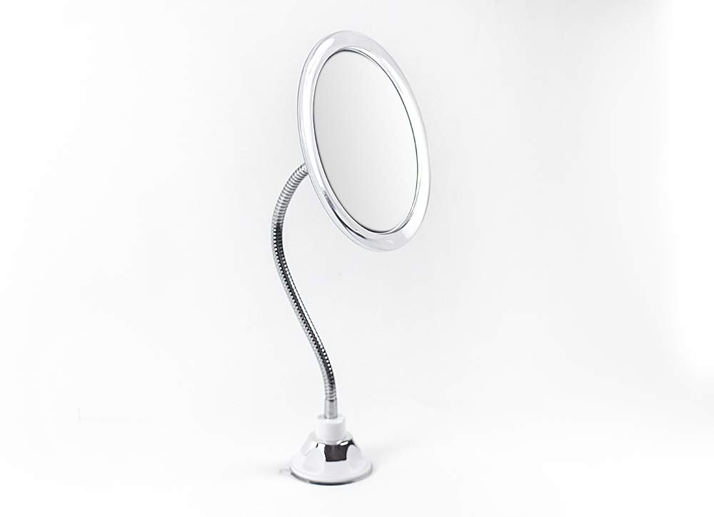 20/x 29.5/x 5.5/cm PS//m/étal Blanc Translucide Deblanch Miroir