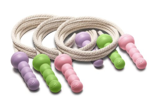 Rope Assortment (Green Toys Jump Rope Assortment)