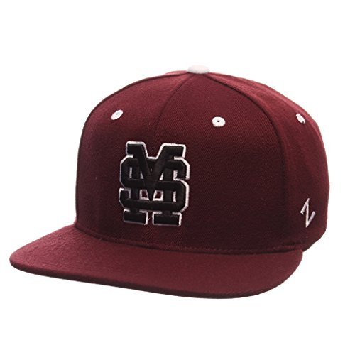Mississippi State Bulldogs Official NCAA 93 X-Large Hat Cap by Zephyr 959886