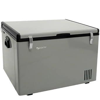 amazon com portable refrigerator zer 63 qt ac dc portable refrigerator zer 63 qt ac dc edgestar