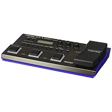 Boss GT-1 Guitar Multi-Effects Processor with Expression Pedal