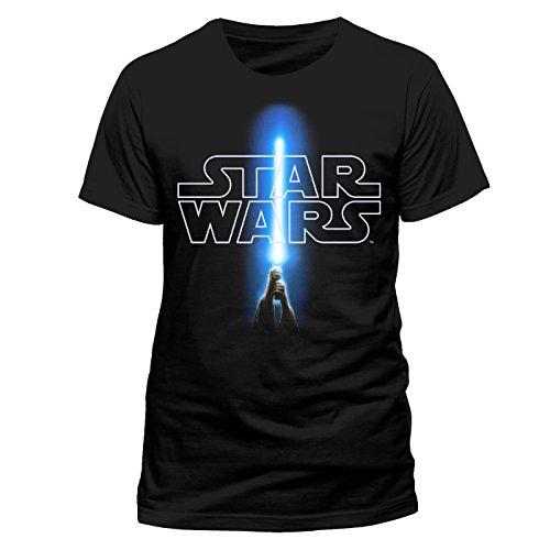 Star Wars - Logo & Saber (Unisex)
