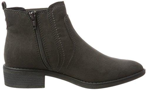 Chelsea Boots 25366 Kvinners Softline Brun 207 asfalt Grå Ezq4ccng7H