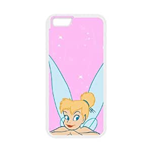 iphone6 plus 5.5 inch White phone case TinkerBellDisney Fairies Phone case JGP5481912