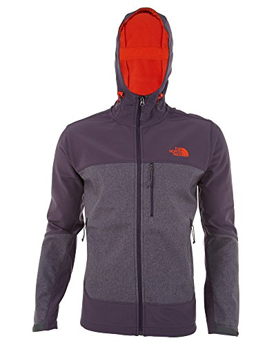North Face Apex Bionic Hoodie Soft Shell Jacket