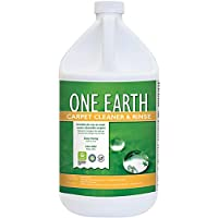 One Earth DFC1054G Carpet Cleaner/Rinse, 1 Gallon Bottles (Case of 4)