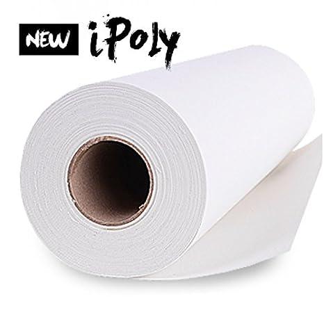 tela opaca rotolo 280/gms 61/cm a getto d inchiostro tela di poliestere rotolo da 18/m