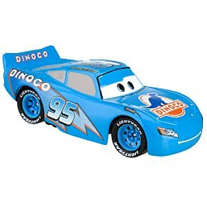 Amazon Disney Dinoco Lightning McQueen Die Cast Car Toys Amp Games