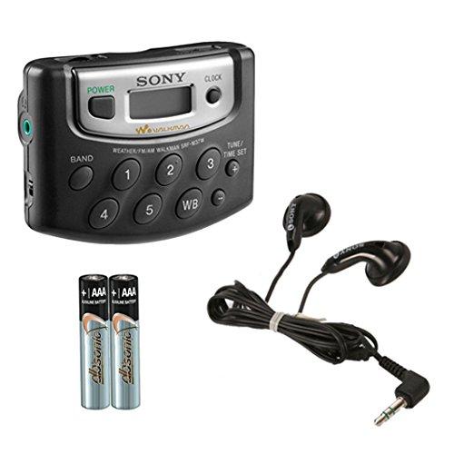 Sony Walkman Earphones Alkaline Batteries product image