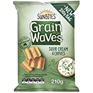 Grainwaves Sour Cream and Chives 170g