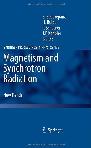 magnetism-and-synchrotron-radiation-133-springer-proceedings-in-physics