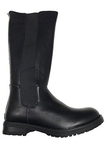 Footwear Femme Mc Boots Chelsea Noir aCZgZq1nw