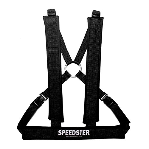 Speedster Youth Padded Harness for Ages 7 to 12 - Adjustable & Made in the USA by SPEEDSTER