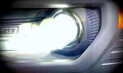 Putco 280007P Silver Lux Pro H7 LED Headlight Conversion Kit ( 2 Bulbs)