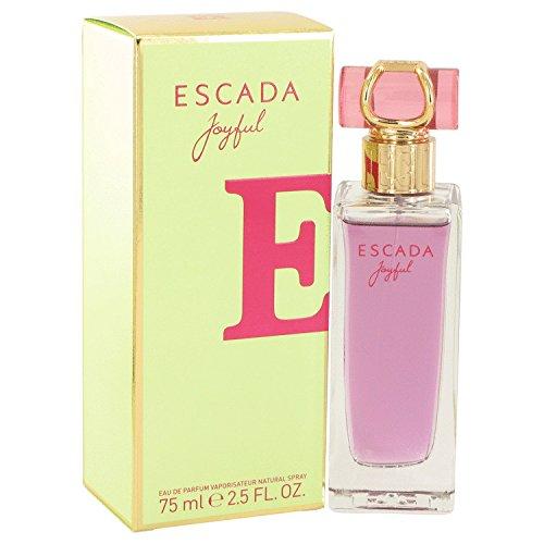 (Escadá Jòyful Përfume For Women 2.5 oz Eau De Parfum Spray + Free Shower Gel )
