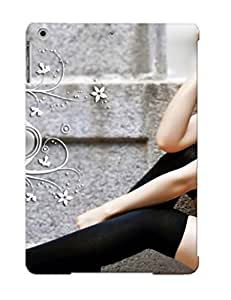 Tpu Catenaryoi Shockproof Scratcheproof Hwang Mi Hee Hard Case Cover For Ipad Air For Lovers