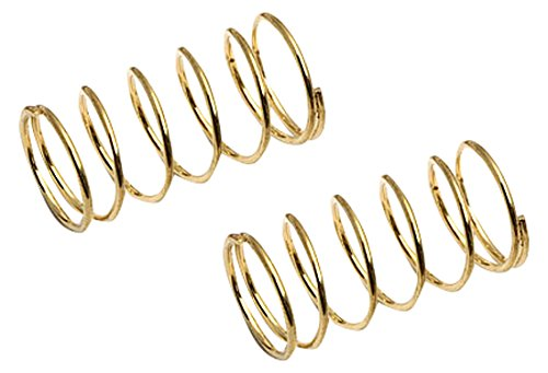 Team Associated 21199 18T Front Shock Spring, Gold, 3.45-Pound, Set of 2