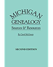 Michigan Genealogy 2nd Edition