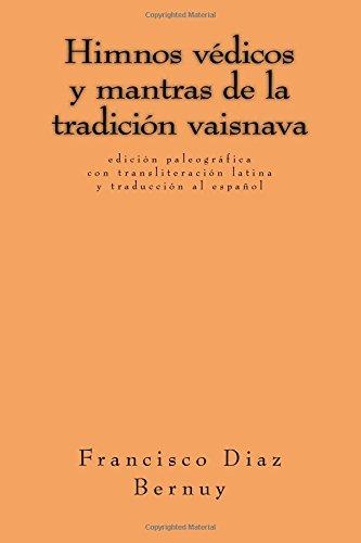 Himnos Vdicos Y Mantras De La Tradicin Vaisnava Libro Epub
