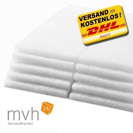 mit Bypass 20 Filter G4 f/ür Viessmann Vitovent 300-W 300//400 m/³//h Filtereinsatz Ersatzfilter